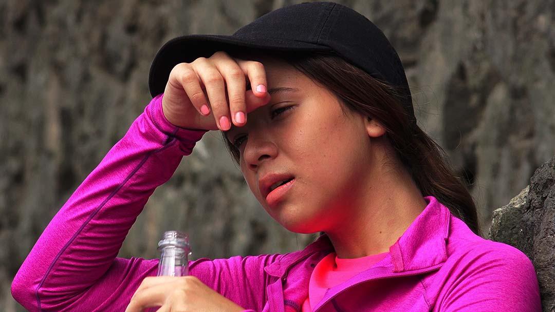 Vliv dehydratace na duševní práci